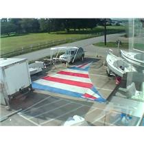 Blooper Cut Spinnaker w 41-0 Luff from Boaters' Resale Shop of TX 2010 0742.82