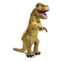 Disguise  Men's Jurassic World T-Rex Inflatable Adult Costume