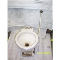 Boaters' Resale Shop of TX 2104 2257.22 WC SKIPPER TYPE 8 MANUAL MARINE HEAD