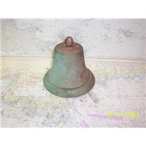 "Boaters' Resale Shop of TX 2108 1755.01 PERKO 150-8 BRONZE 8"" BELL - NO HANGER"