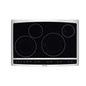 "ELECTROLUX 30"" HYBRID INDUCTION COOKTOP STAINLESS EW30CC55GS"
