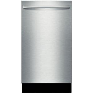 "BOSCH  18"" Fully Integrated Dishwasher SPX5ES55UC SS Picture Detailed Images"