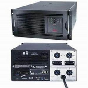 APC SUA5000RMT5U 5000VA 4000W 208V 5U RACK/TOWER SMART-UPS POWER BACKUP -NEW