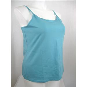 NWOT Lane Bryant Plus Size Adjustable Strap Solid Color Cotton Cami