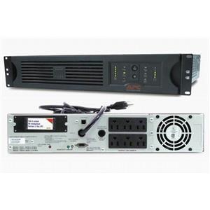 APC/DELL DLA1500RM2U Smart-UPS 1500VA 120V Rack Mount SUA1500RM2U New batteries