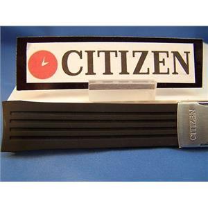 Citizen Watch Band JY0000. Skyhawk black Resin Steel buckle