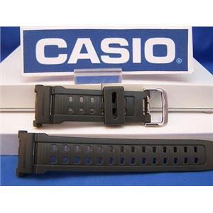 Casio Watch Band G-9000 -3 dark Green Mudman Strap
