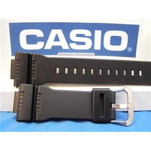 Casio Watch Band GW-7900 and G-7900 G-Shock Black Rubber Strap