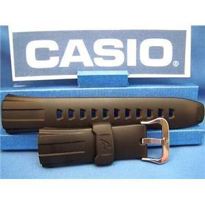 Casio Watch Band GW-300 GW-301 GW-330 black Resin Strap