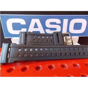 Casio Watch Band G-9000 MX-8 Gray Mud Resist Dual Illuminator G-Shock Strap