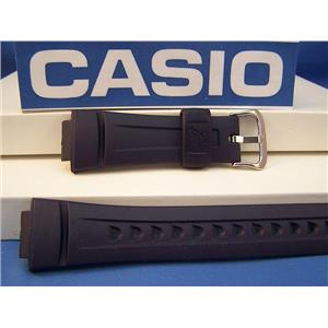 Casio Watch Band G-2900 -2 blue G-Shock Resin Strap