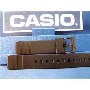 Casio watch band MQ-24, MQ-58, EB3011. black Rubber Fits Most 16mm Sport Watch