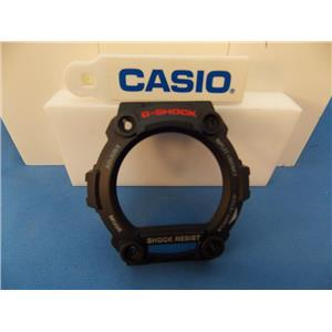 Casio Watch parts G-7900 -1 Bezel / Shell G-Shock Red and White Letters. Parts
