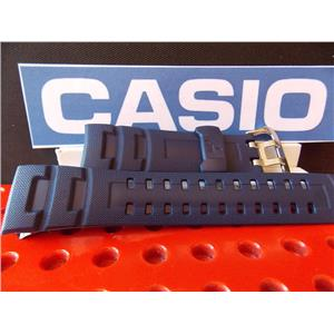 Casio Watch Band G-7600 -2 blue G-Shock Strap Watchband