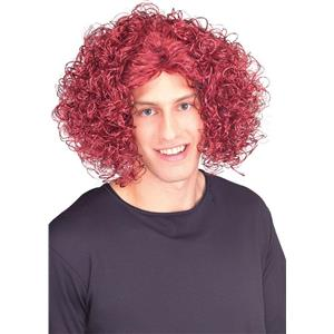 Loud Mouth Red Carrot Top Wig