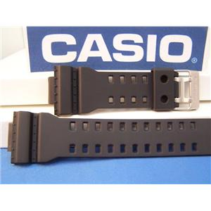 Casio Watch Band G-8900, GA-300,GA-100,GA-120,GAC-100,GA-110,GD-100 black Rubber