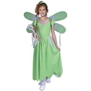 RG Costumes Tinkerbell Green Pixie Fairy Child Costume Size Small