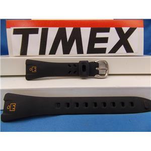 Timex Watch Band T53161 Caseback# 655 Lady 30 lap Ironman Strap w/Orange Icon