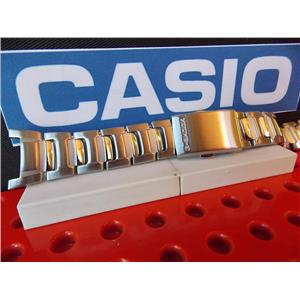 Casio Watch Band G-700, G-701 Bracelet Steel Silver Tone G-Shock