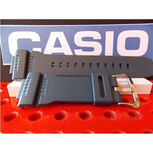 Casio Watch Band G-7900 -2 blue Resin G-Shock Strap Watchband