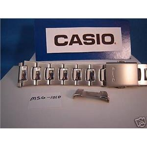 Casio watch band MSG-1010  steel bracelet