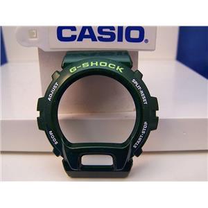 Casio Watch Parts DW-6900 CC-3 Bezel / Shell Shiny Green G-Shock