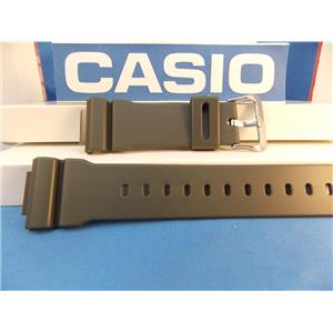 Casio Watch Band G-5600 A-3, GW-M5600 A-3, DW-5600 FS-3 Dark Green G-Shock Strap