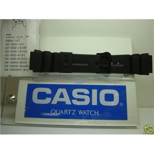 Casio watch band DW-290 AD-310 and fits most any man's 19mm wide sport watch