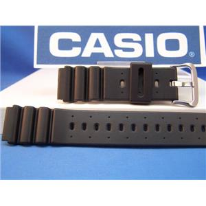 Casio watch band DW-6400. 20mm  divers strap LONG. Fits Most 20mm Wide Watches