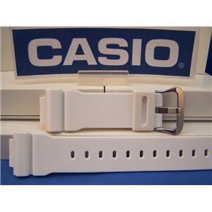 Casio Watch Band G-5600 A-7,DW-6900,GW-6900,GW-M5600,DW-5600 FS.white G-Shock