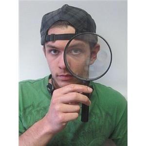 Jumbo Magnifying Glass Costume Accessory