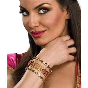 Bollywood Jeweled Bangle Bracelets