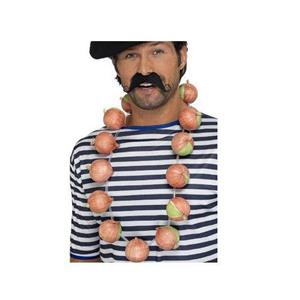 Onion Garland Necklace Costume Accessory