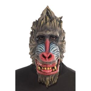 Baboon Latex Adult Mask