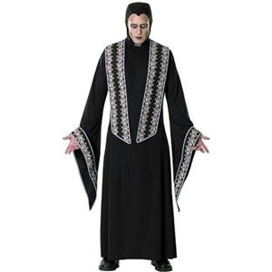 The Covenant: Holy Terror Gothic Adult Vampire Skull Priest Costume