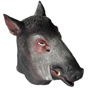 Deluxe Wild Boar Latex Adult Mask