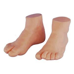 Prop Feet for Halloween Decorating