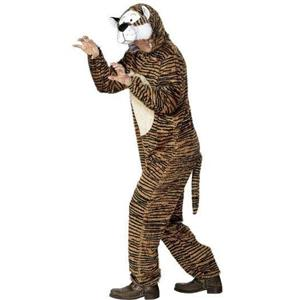 Tiger Adult Mascot Costume