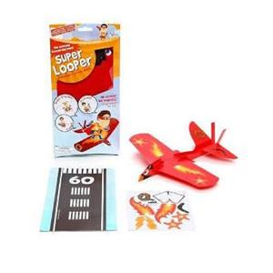 The Amazing Super Looper Boomerang Plane Toy
