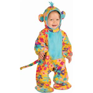 Party Animals Funky Monkey Infant Costume 12-24 months