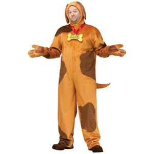 Led Astray Bad Dog Adult Costume