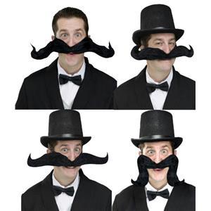 20'' Jumbo Bendy Moustache