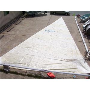 Sobstad Sails RF kevlar jib w 55-0 luff Boaters' Resale Shop of Tx 1305 1570.91