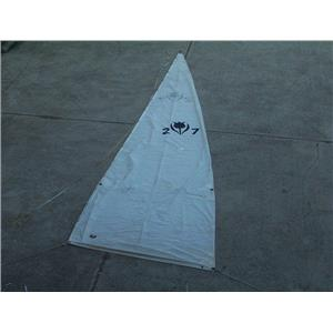 Contest 27 mainsail w 27-3 luff from Boaters' Resale Shop of Tx 1306 1225.93