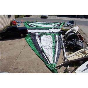 Boaters Resale Shop of Tx1309 2244.92 SYMMETRICAL SPINNAKER W 67-2 luff by North