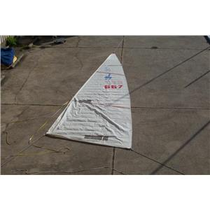j22 j-22 j/22 MAINSAIL W 25-10 LUFF from Boaters' Resale Shop of TX 1308 1222.91