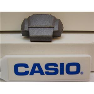 Casio Watch Parts MTG-910, MTG-911. 6H Cover End Piece / Lug Dark Gray