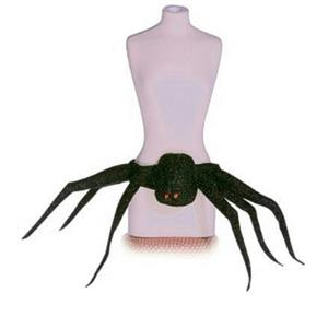 Cool Spiderina Spider Belt Purse Halloween Accessory