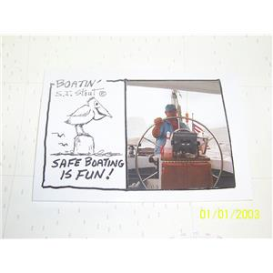 "Boaters' Resale Shop Of Tx 12.05 (TEXAS) ""BOATIN"" A NEW BOOK BY S.J. STOUT"