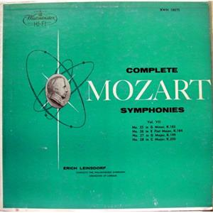 Mozart Erich Leinsdorf Boston Symphony Orchestra Solemn Pontifical Mass Of Requiem Mozart Requiem Ma